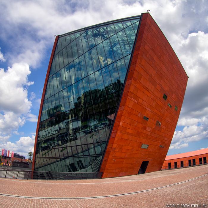 Ciekawa architektura