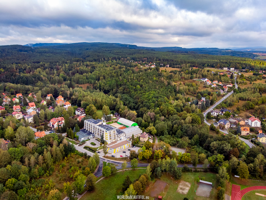 Hotel in the mountains Polanica Resort & Spa