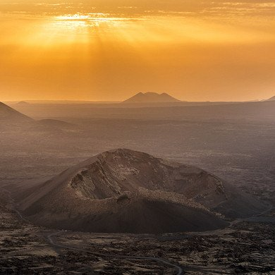 Volcanoes and Timanfaya Park