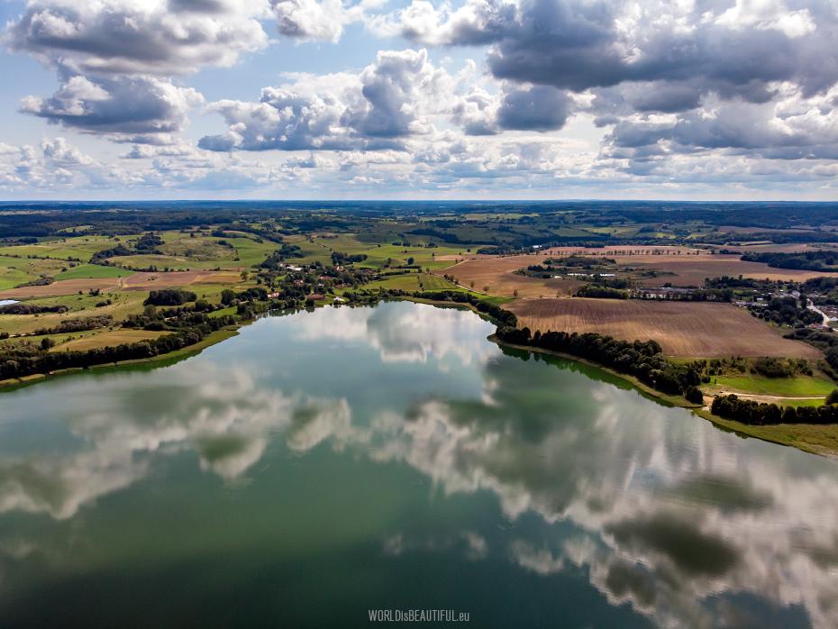 Widrynskie Lake