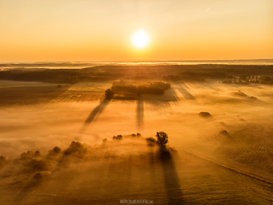 Sunrise in Warmia