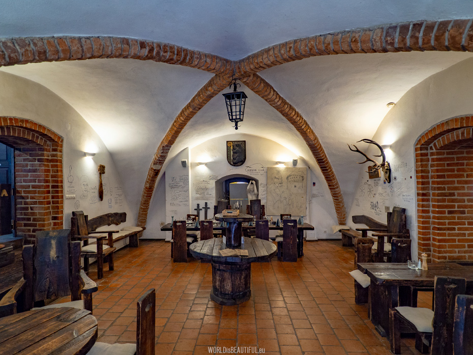 Restaurant in the Castle