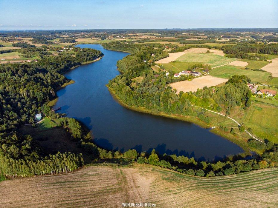 Połęczyńskie Lake