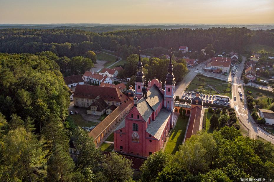 Basilica in Święta Lipka