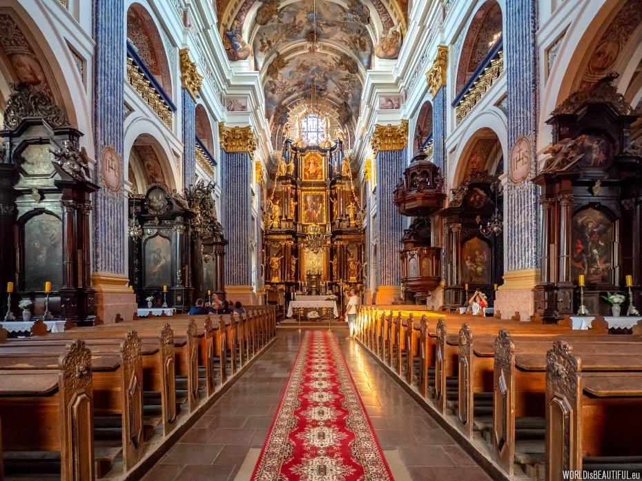 Church in Święta Lipka