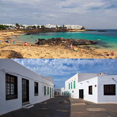 Teguise and Costa Teguise