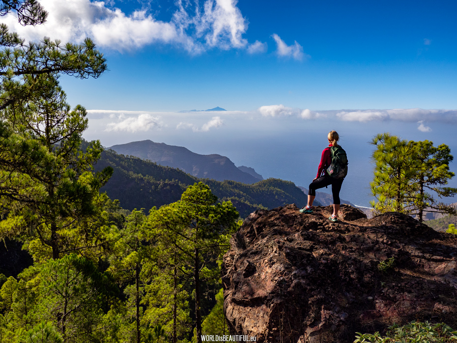 The most beautiful views of Gran Canaria
