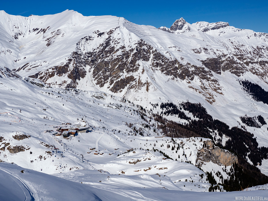 Ski resort Hintertux