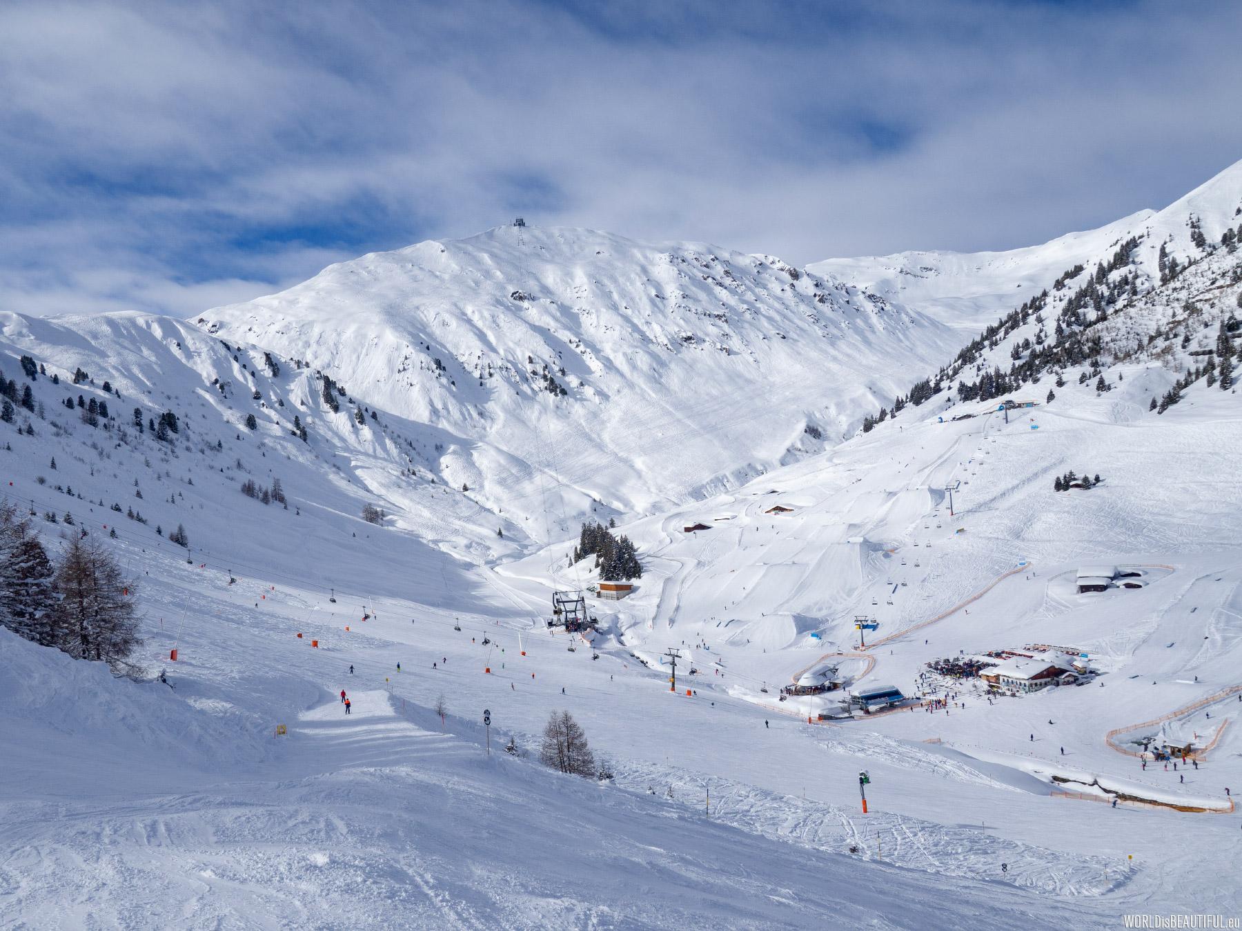 Ośrodek narciarski Mayrhofen