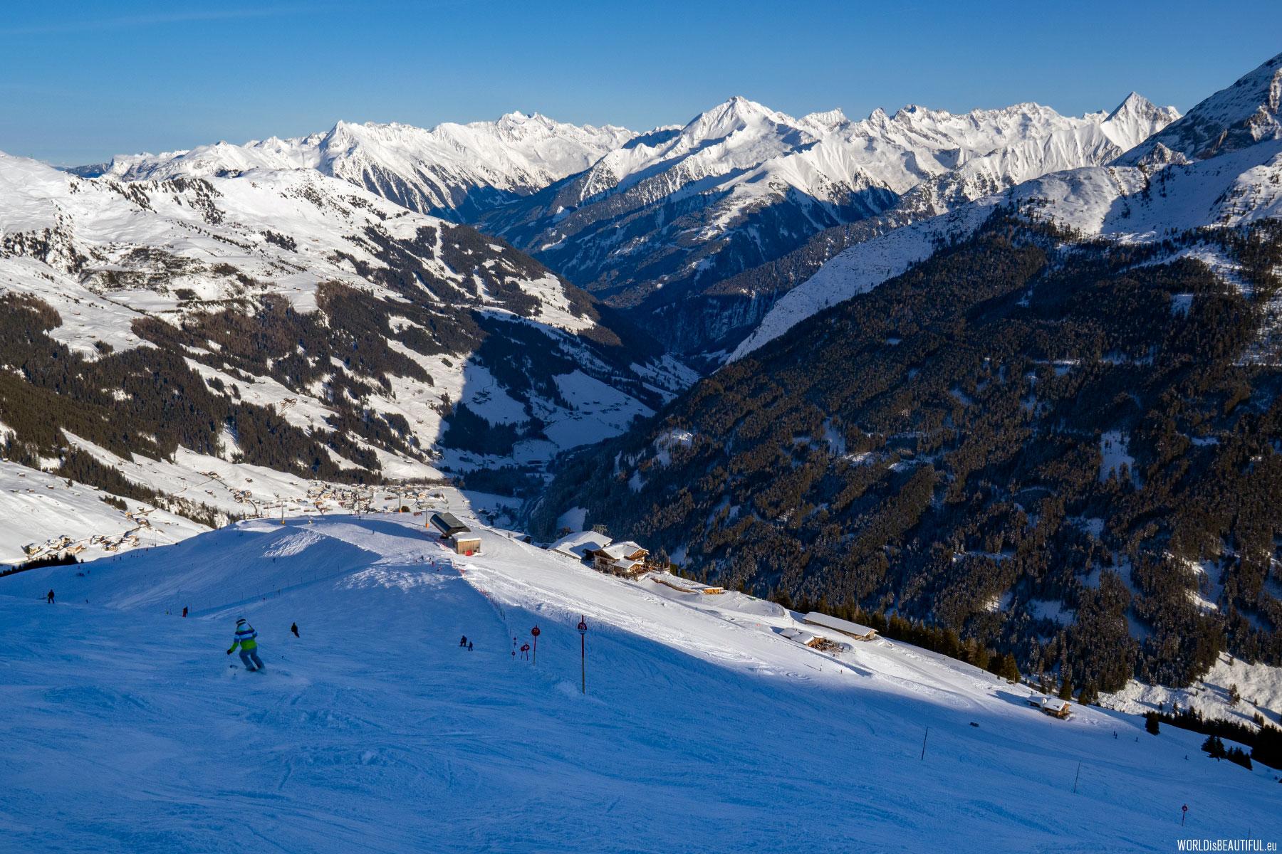 Wyjazd na narty do Austrii