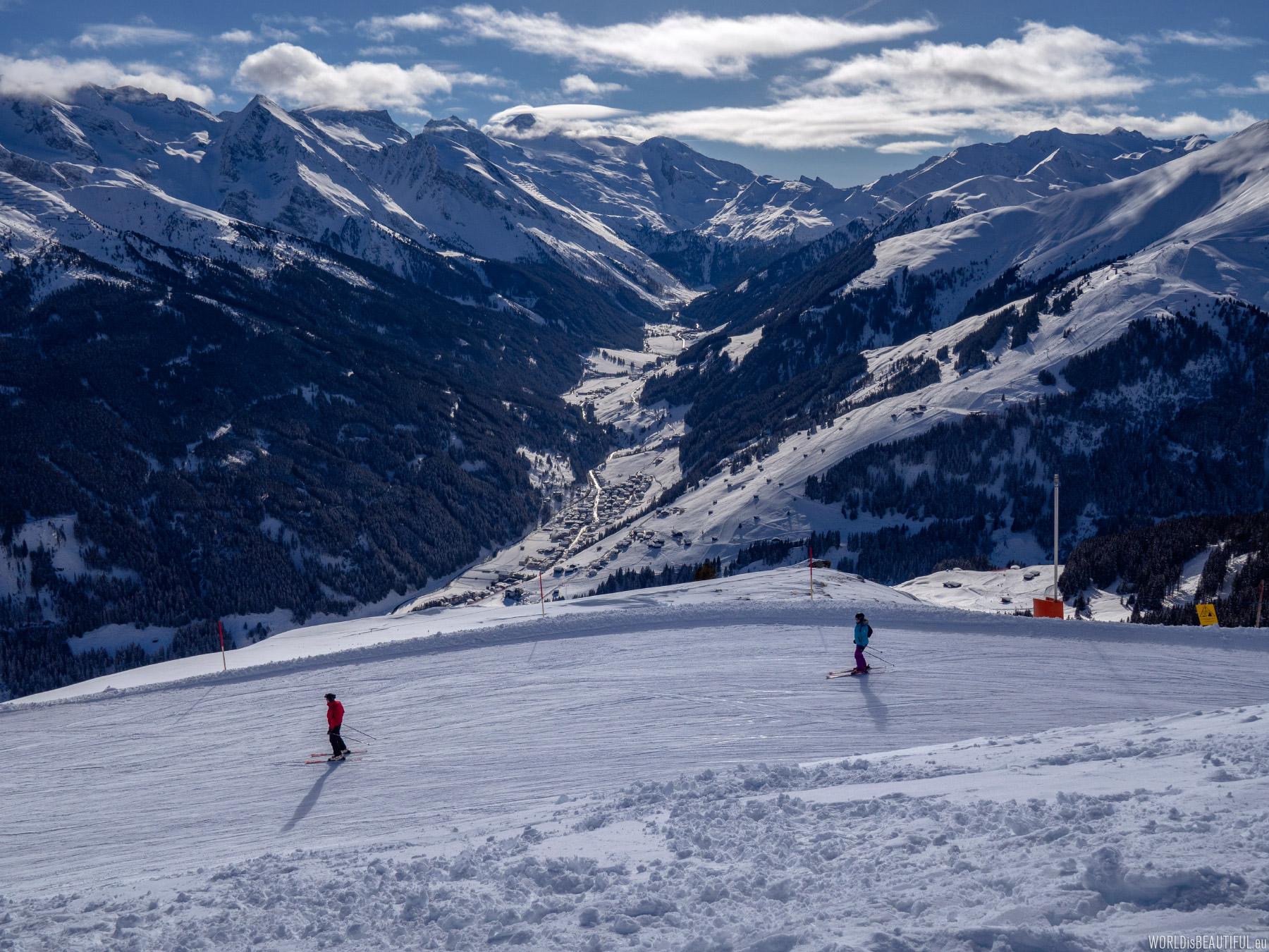 Rastkogel ski resort