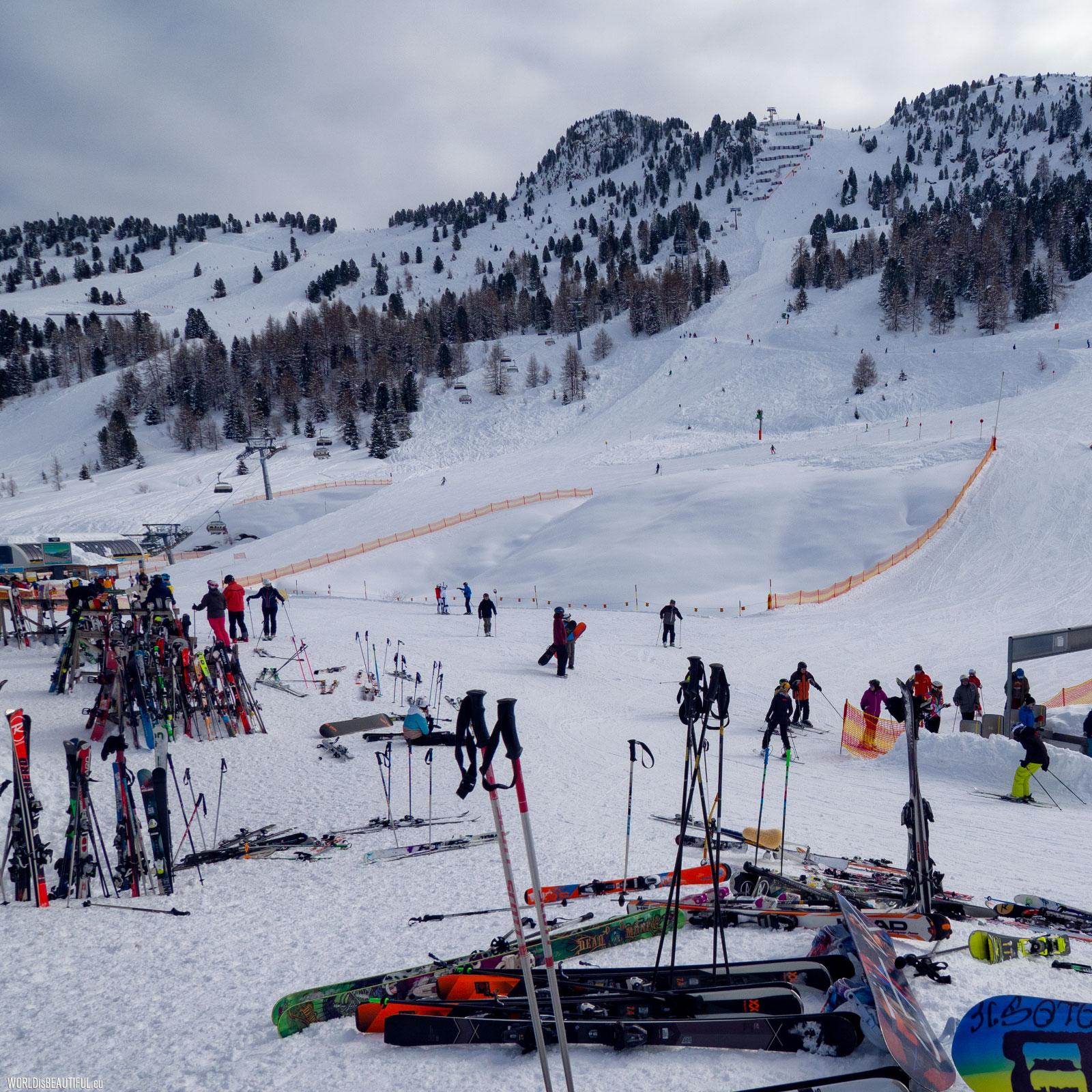 Harakiri Ski Run