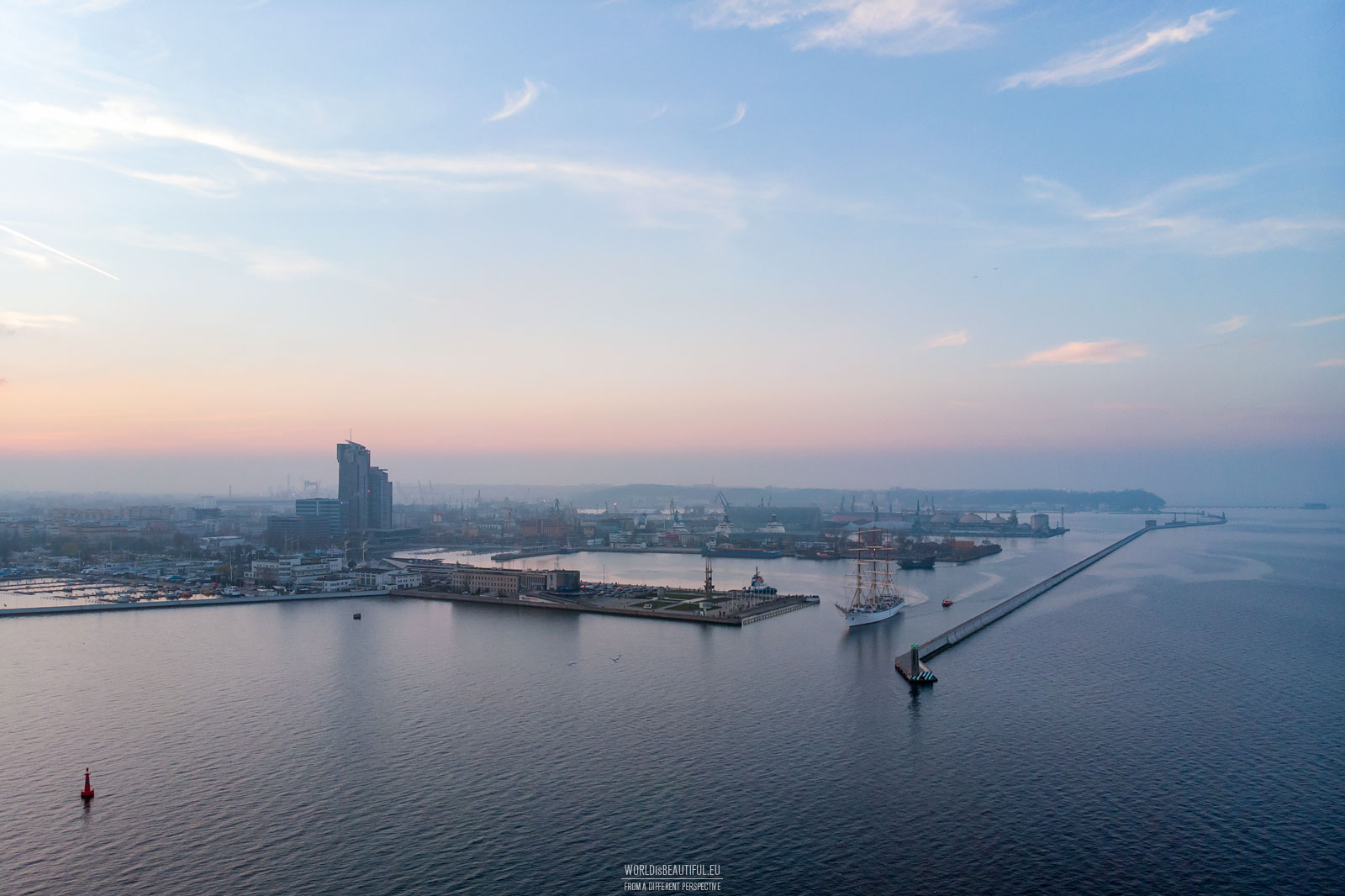 Port Gdynia, Poland