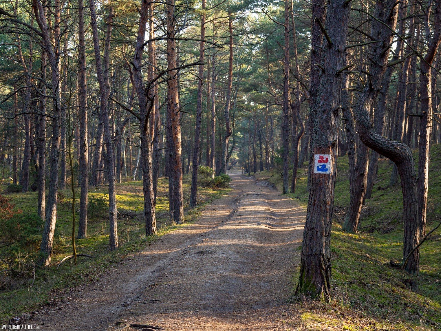 Szlaki Militarne w Helu