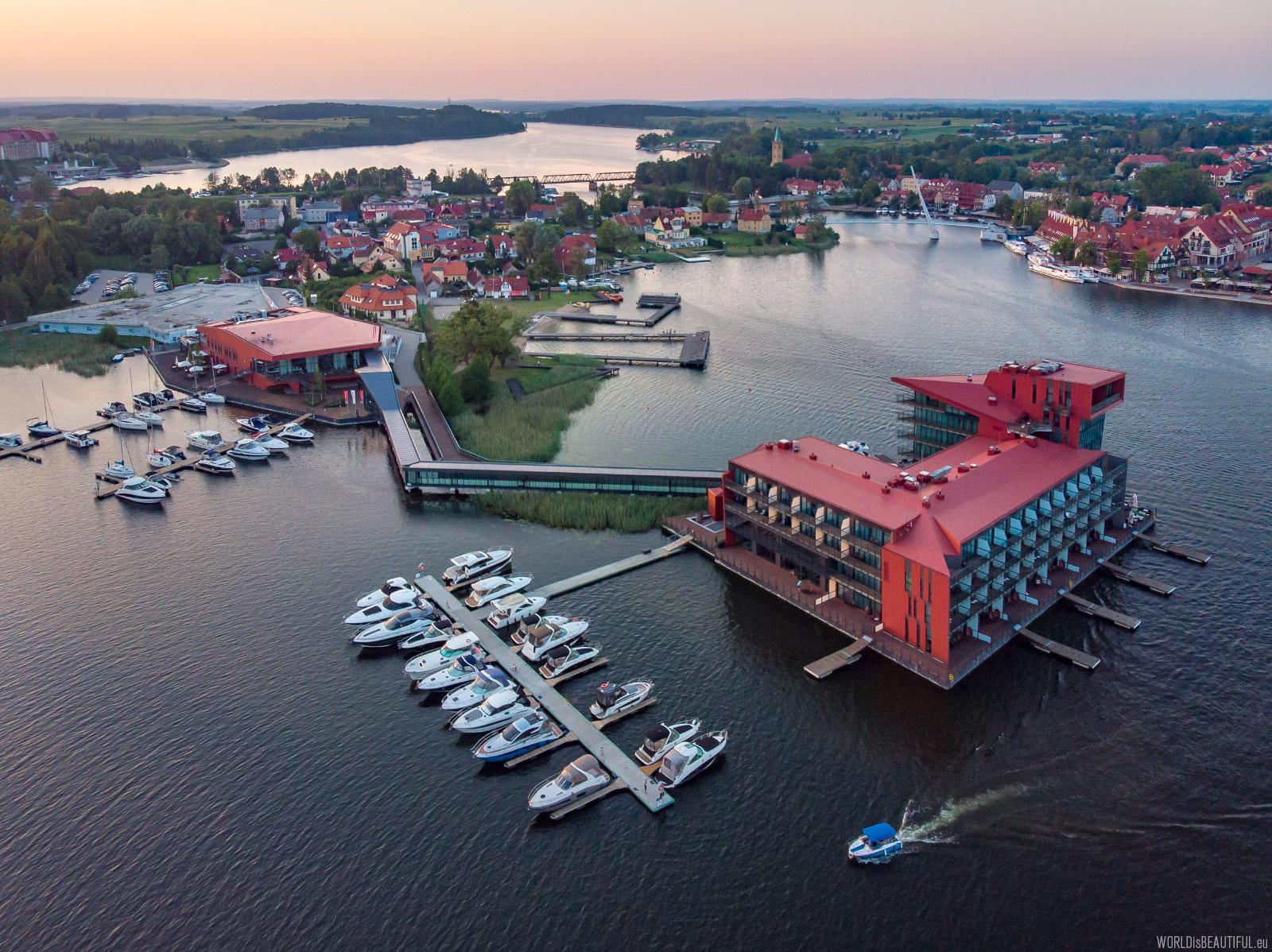 5 gwiazdkowy Hotel Mikolajki
