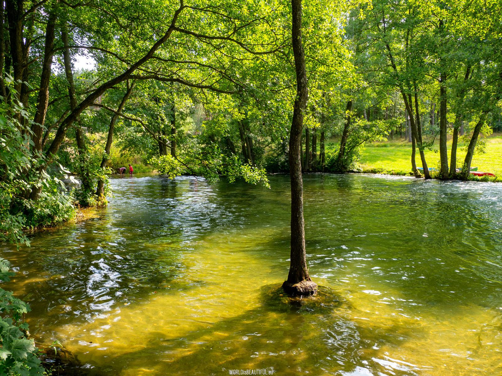 Szmaragdowa rzeka