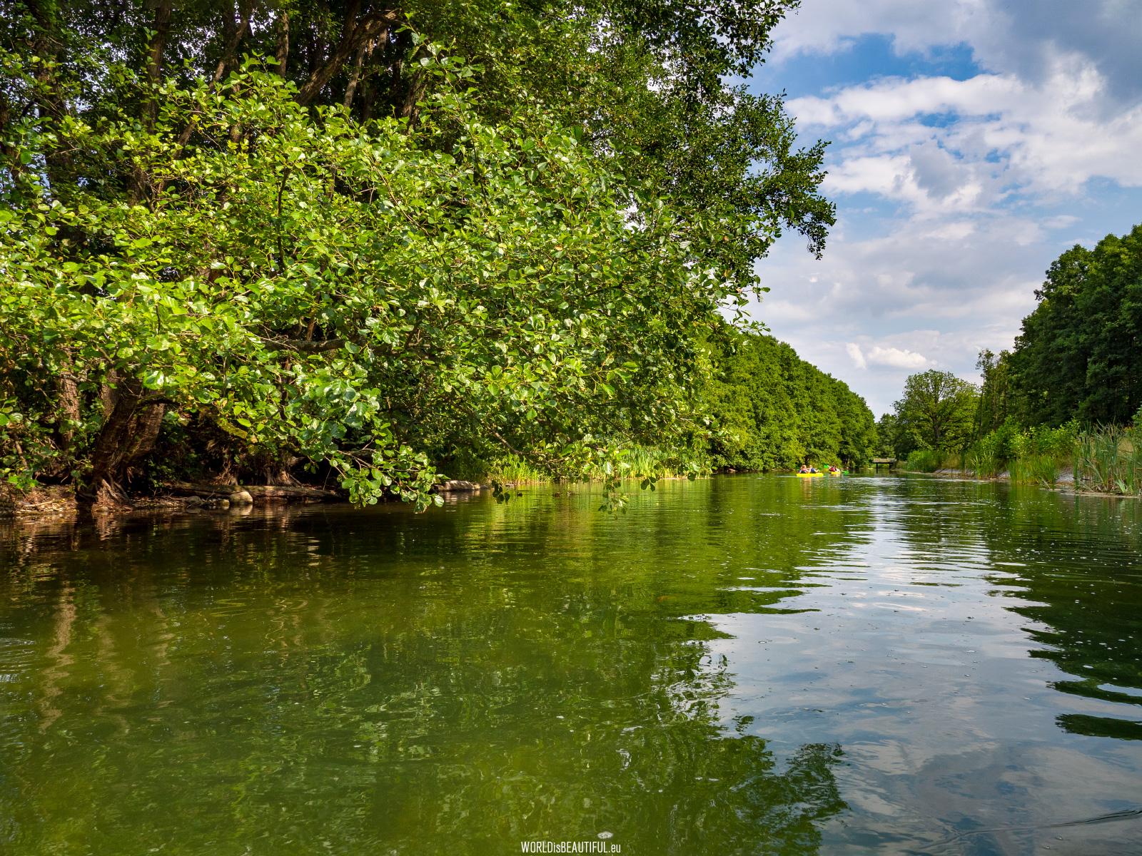 Borsk - Kanał Wdy