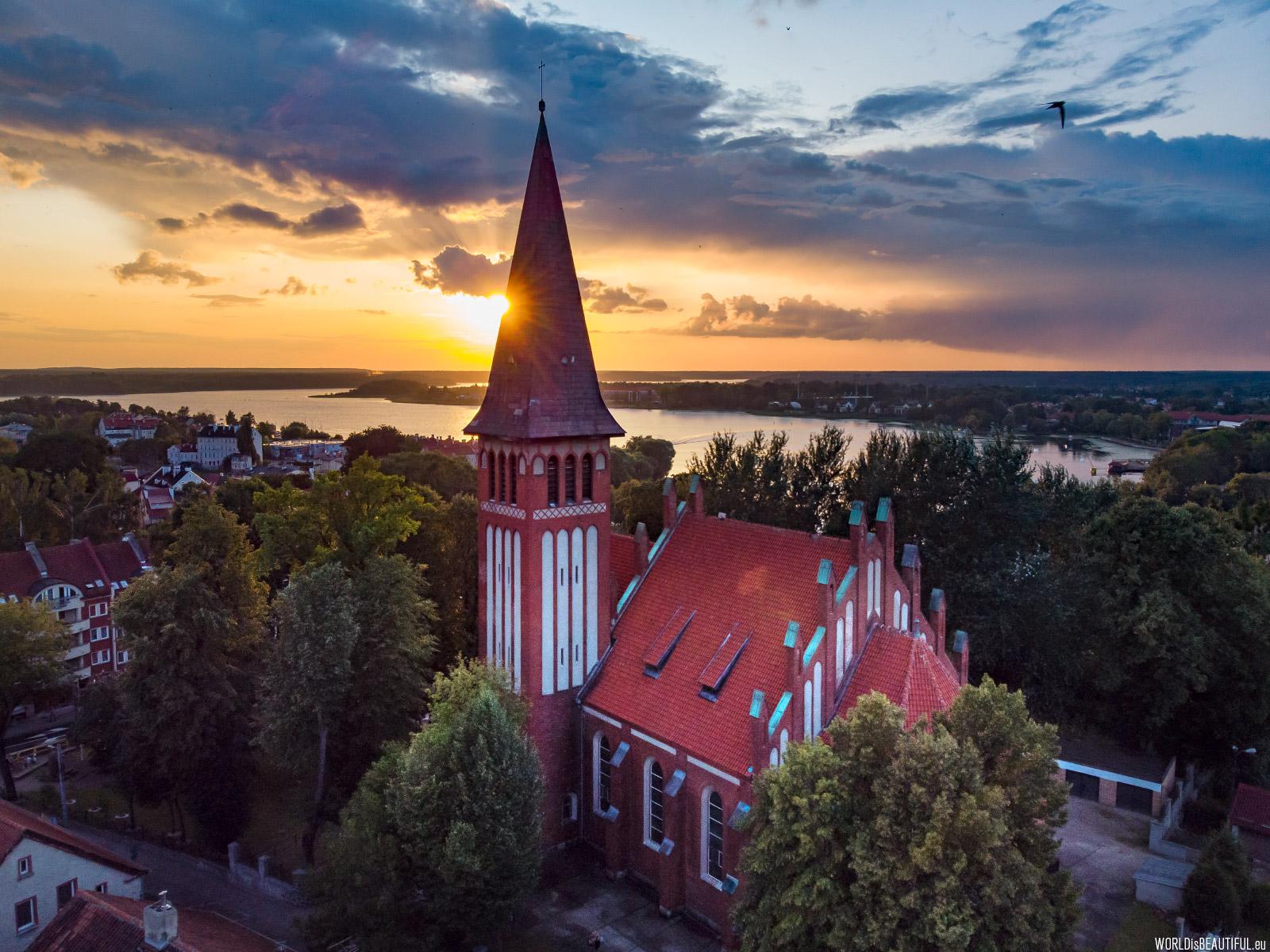 Kościół pw Niepokalanego Poczęcia NMP