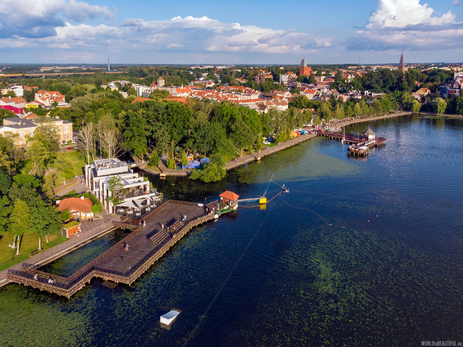 Atrakcje turystyczne w Ostródzie