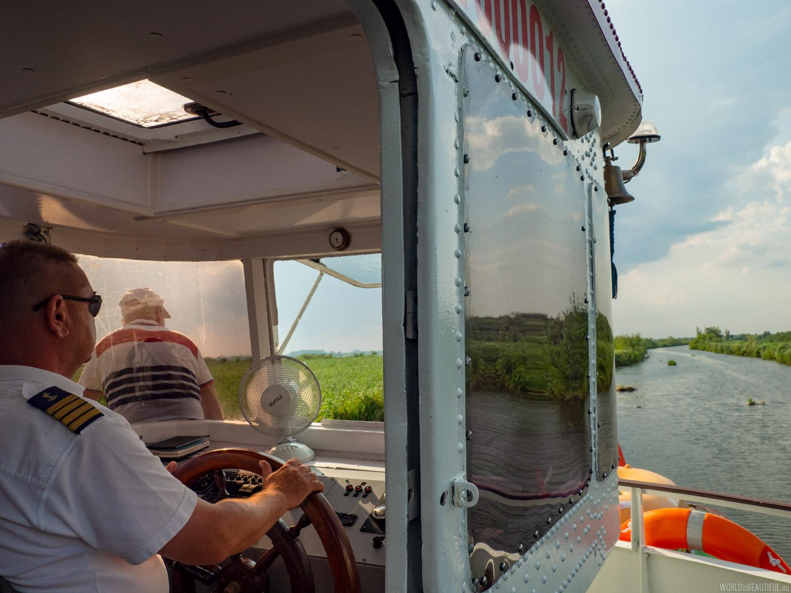 Cruise on the Elbląg Canal