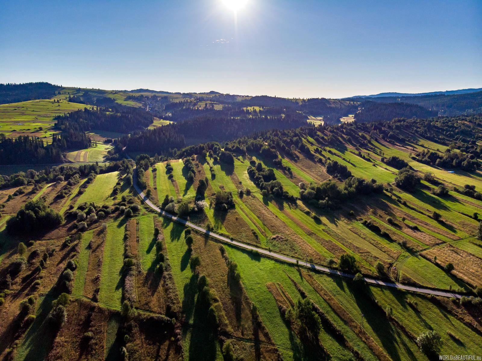 Spisko-Gubalowski Highlands