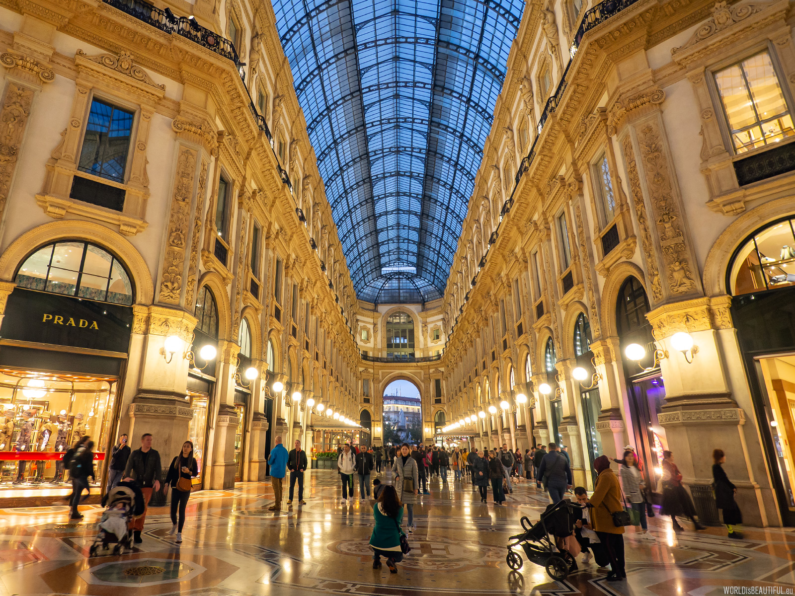The most famous gallery in Italy