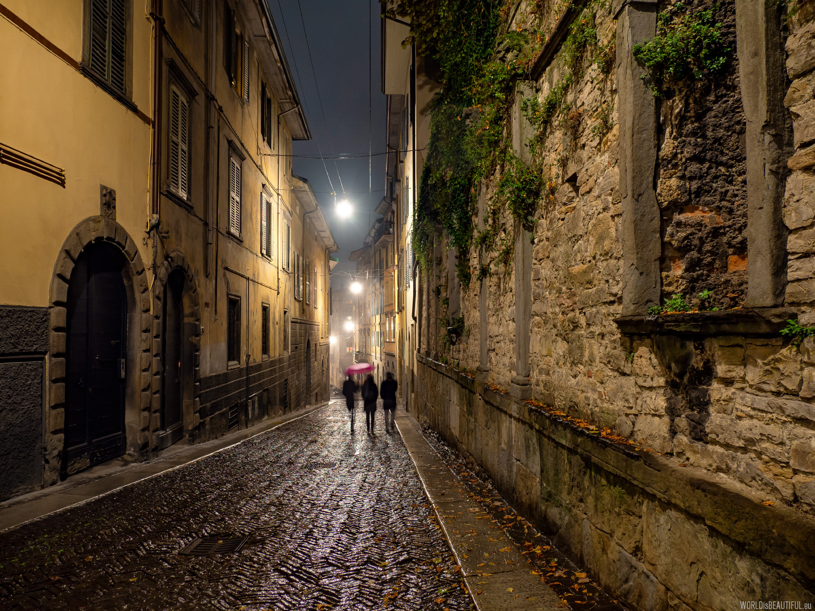 Jesień we Włoszech