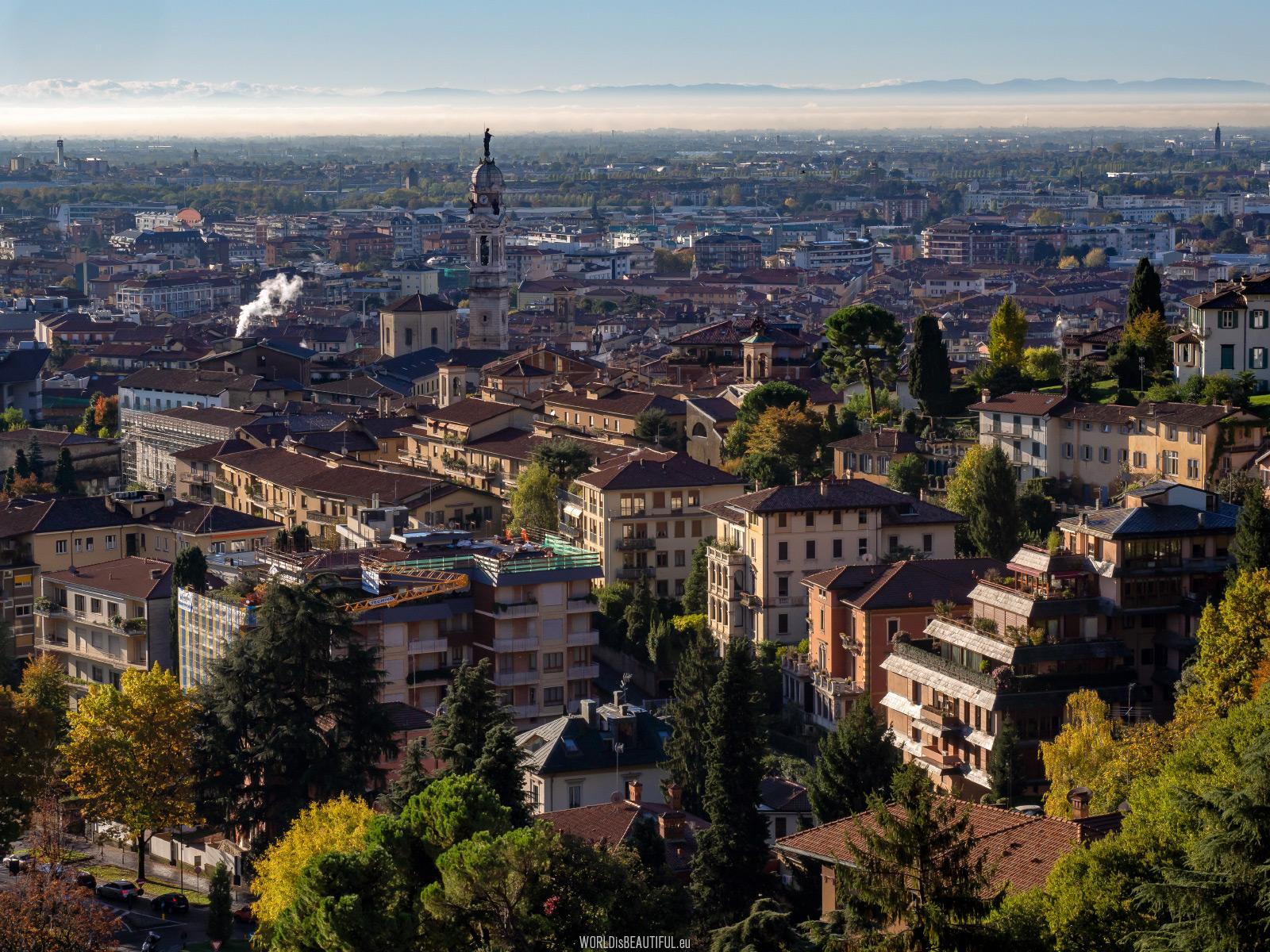 Dolne Miasto w Bergamo