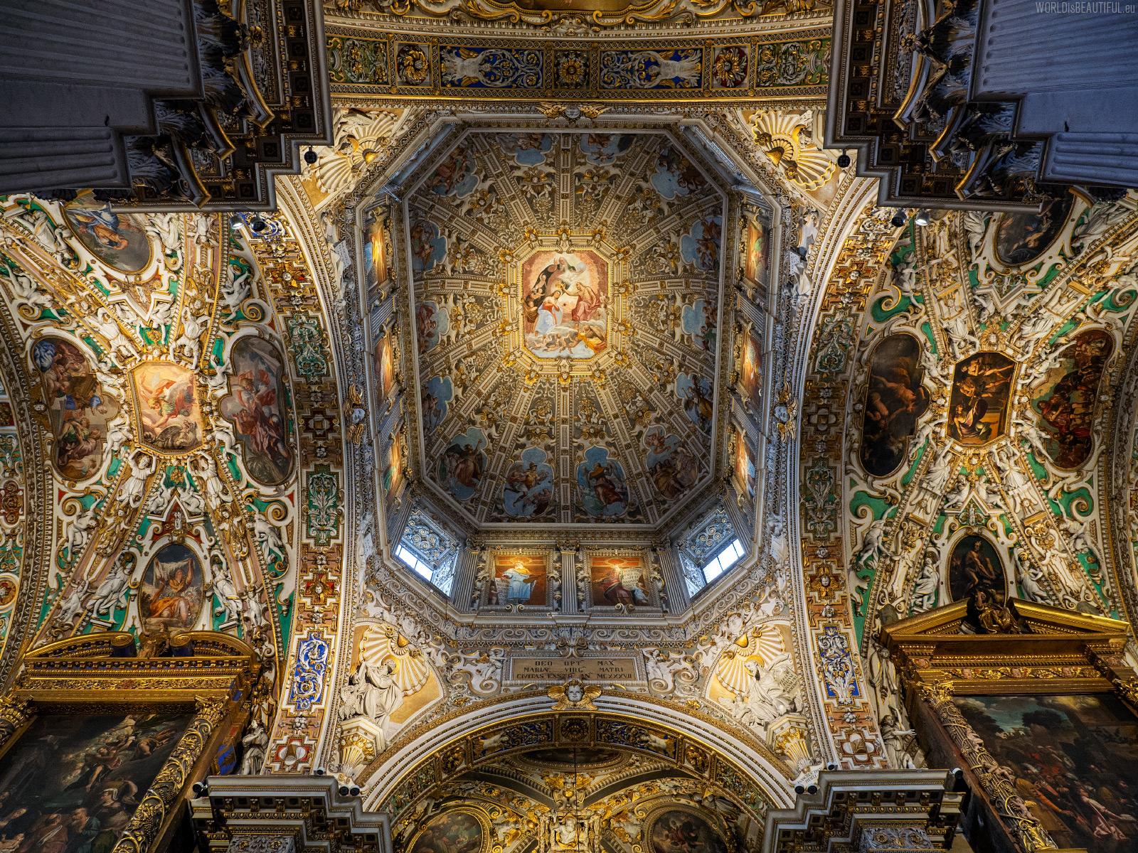 Basilica in Bergamo