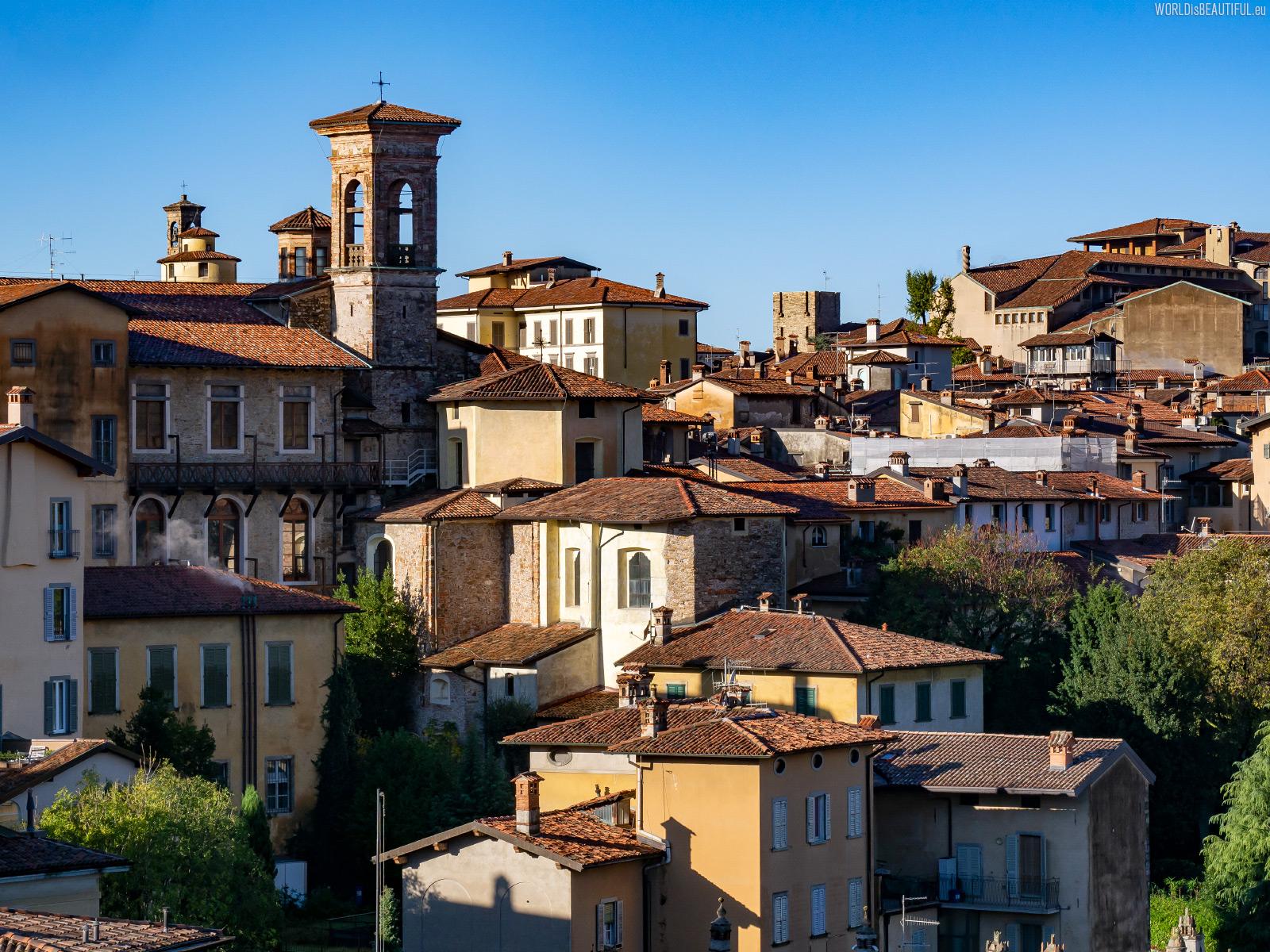 Zdjęcia z Bergamo