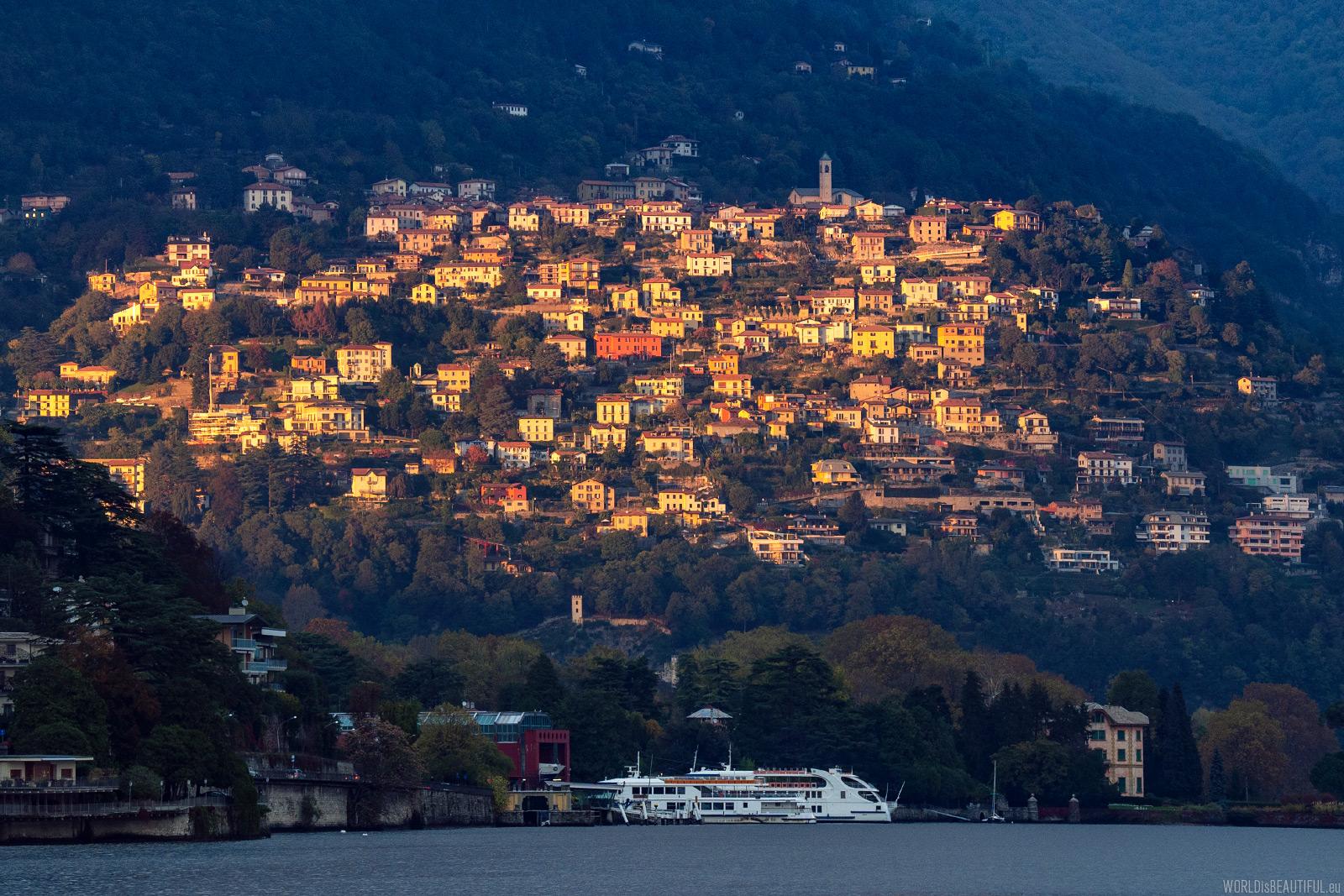 Cernobbio Rovenna Italy