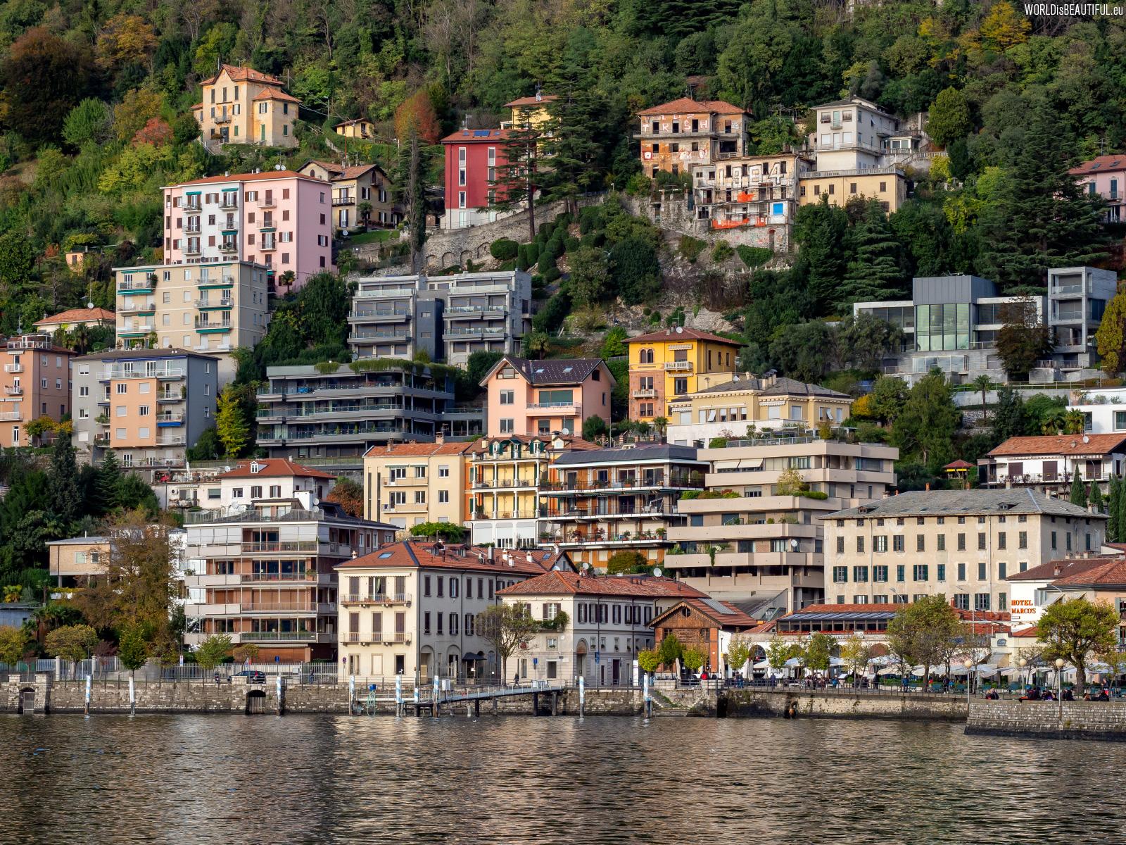 Hotele i apartamenty w Como