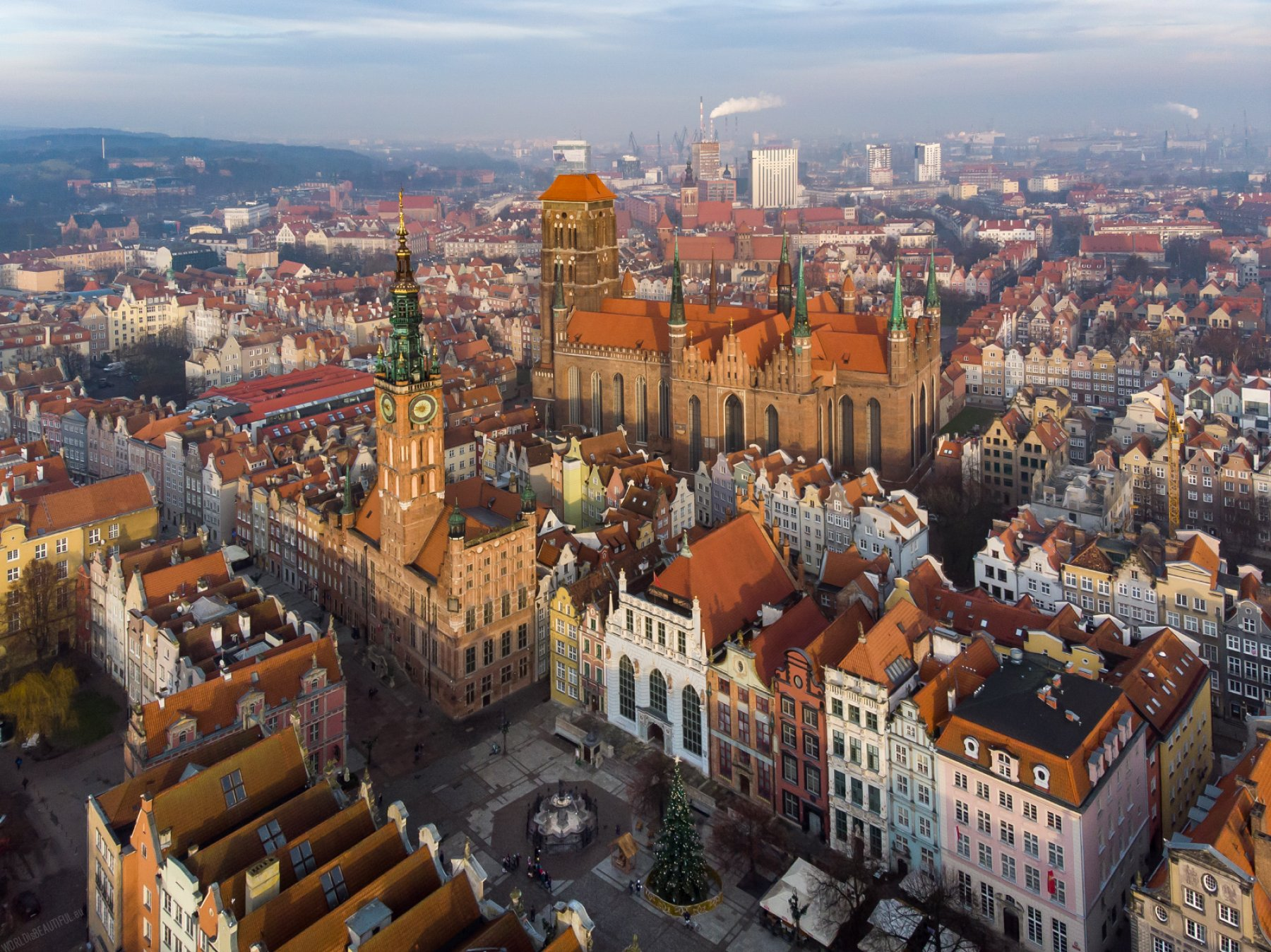 Pictures of Gdansk