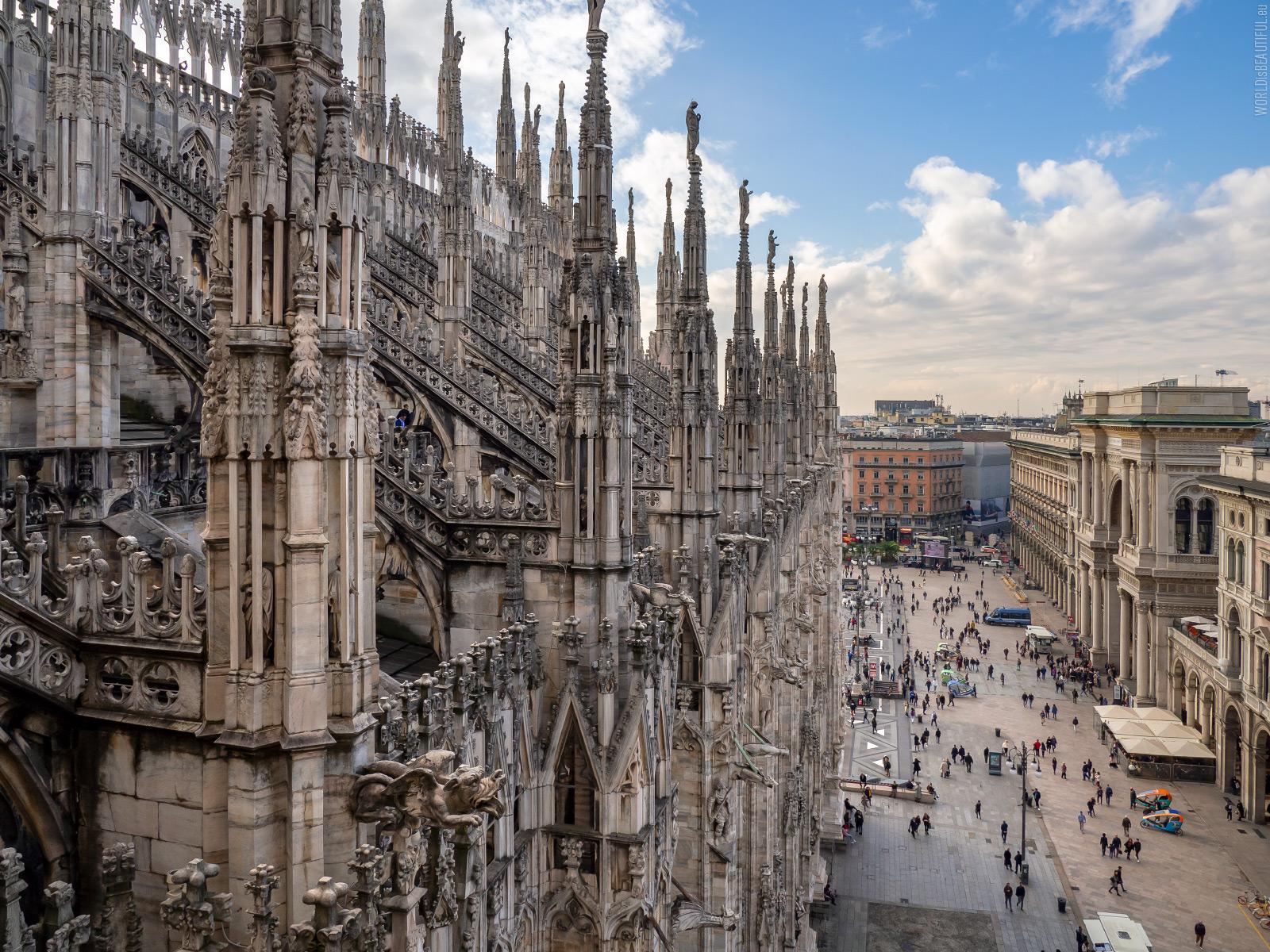 Bazylika w Mediolanie