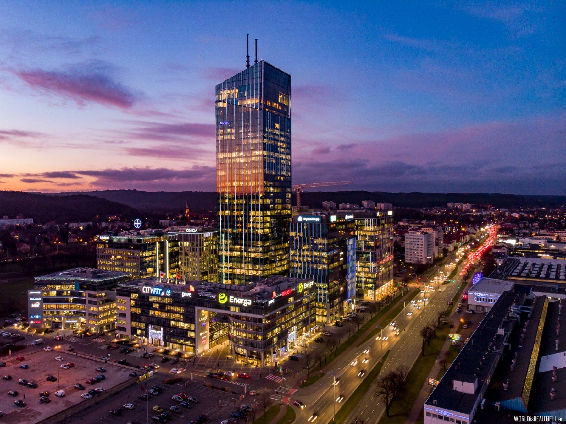 Gdańsk Oliwa - Olivia Business Centre