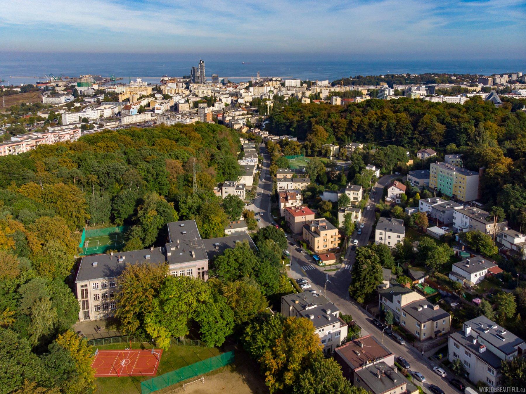 Działki Leśne w Gdyni