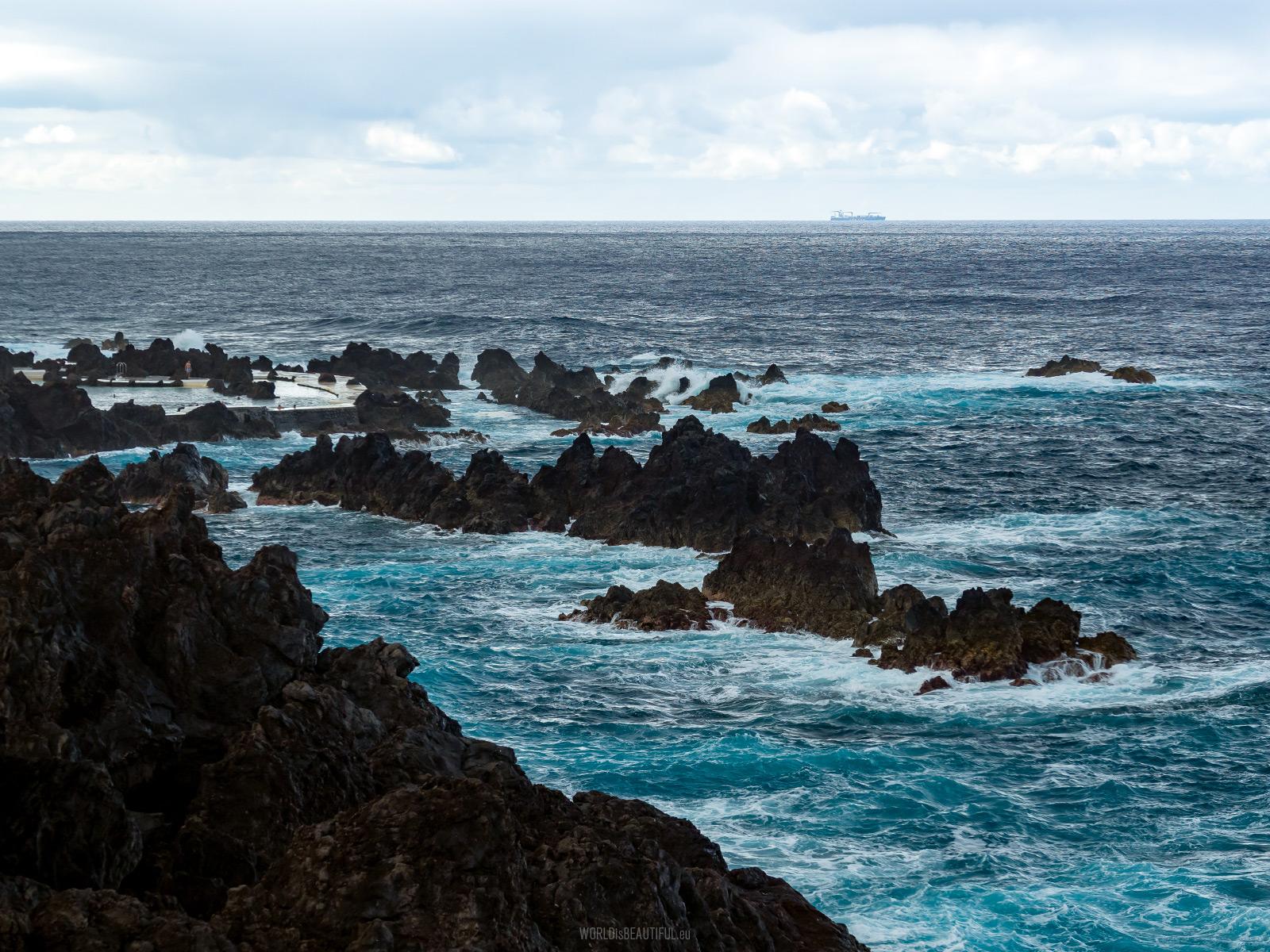 Madera to wyspa wulkaniczna