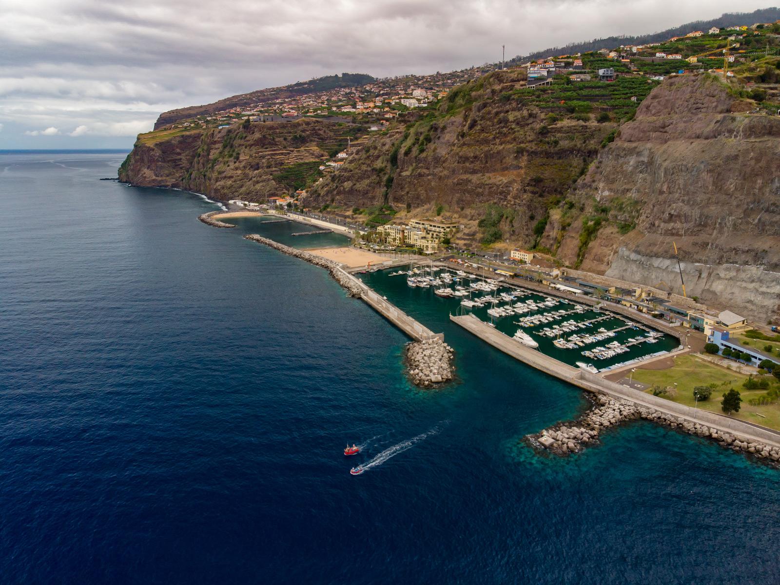 South of Madeira