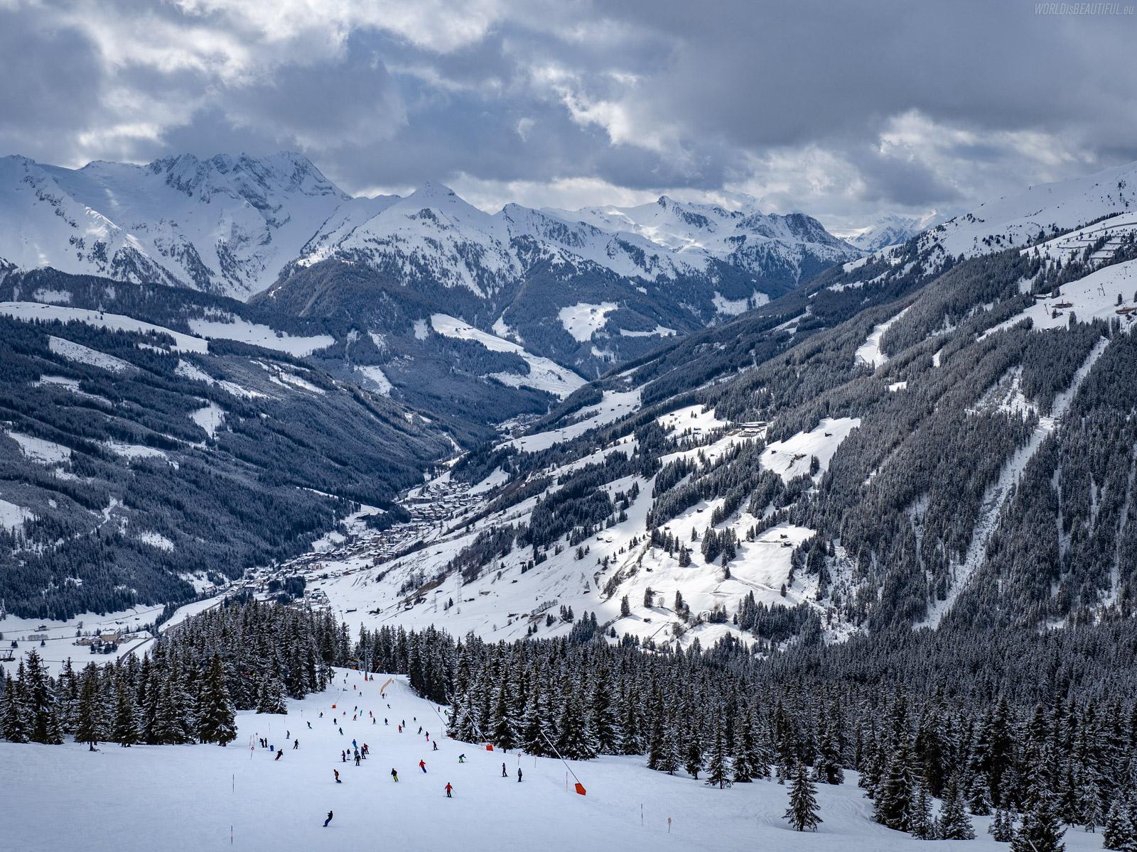 Gerlos w Alpach