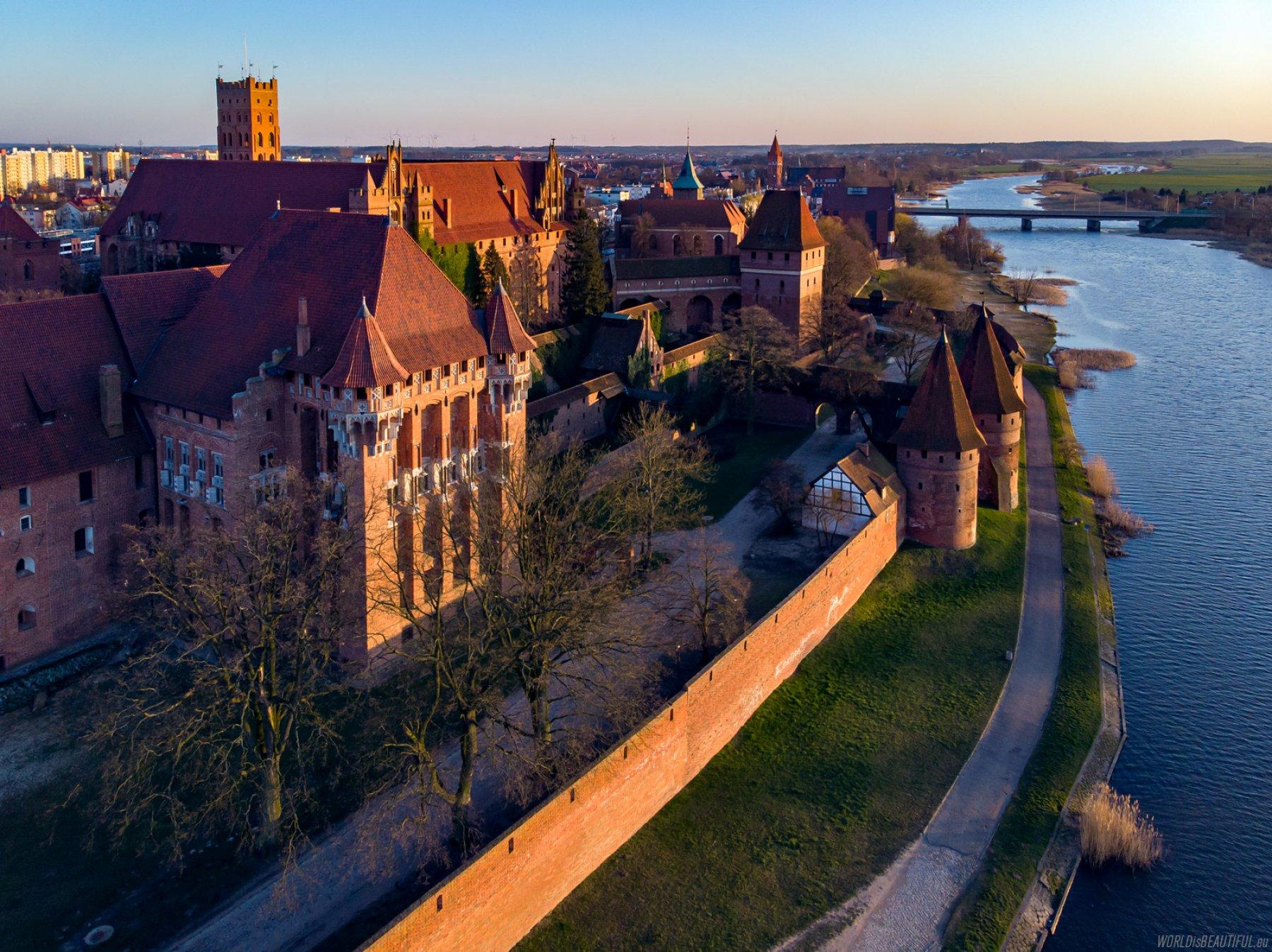Malbork Teutonic Castle
