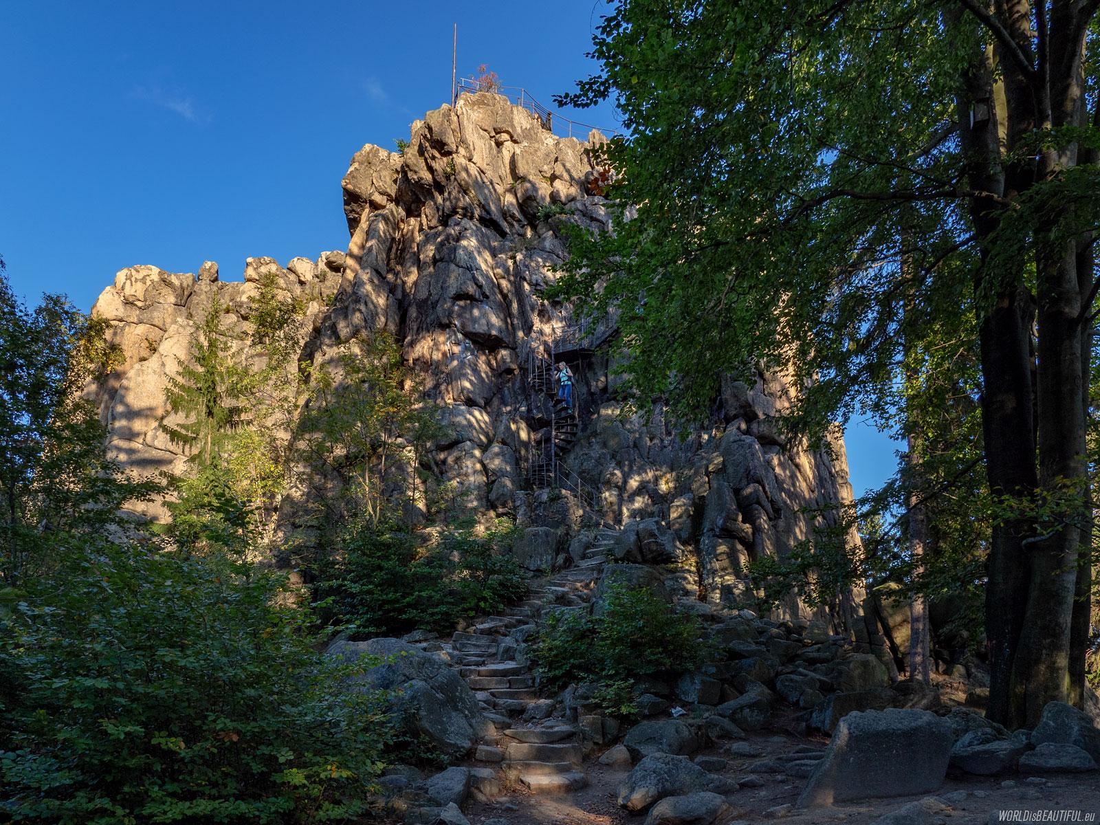 Wspinaczka w Górach Sokolich