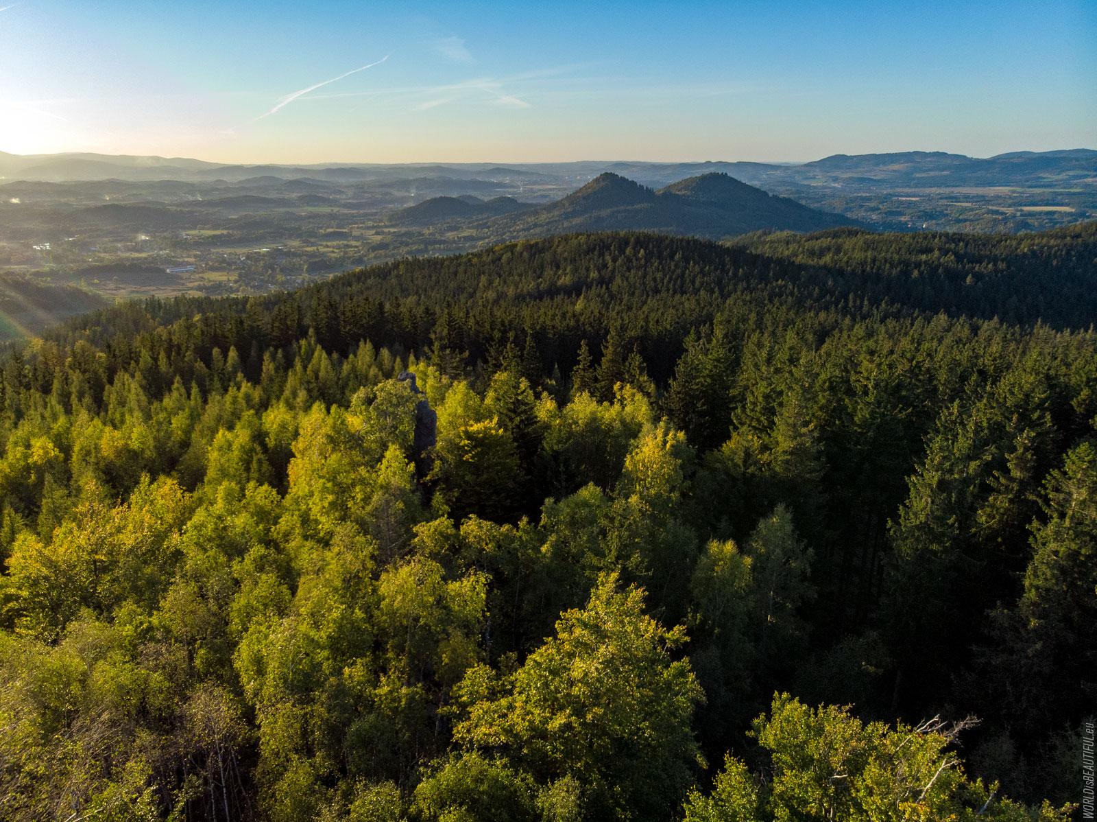 Landeshut Ridge, Sokole Mountains