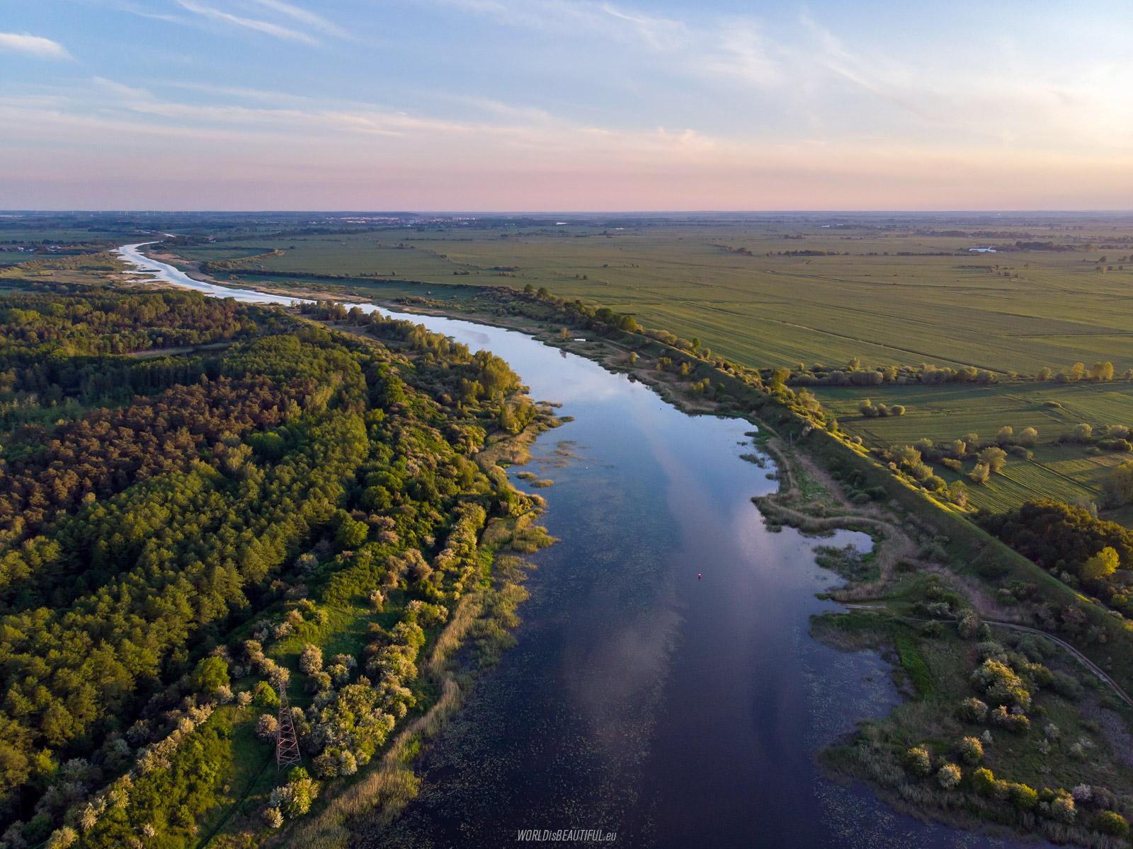 Żuławy near Malbork