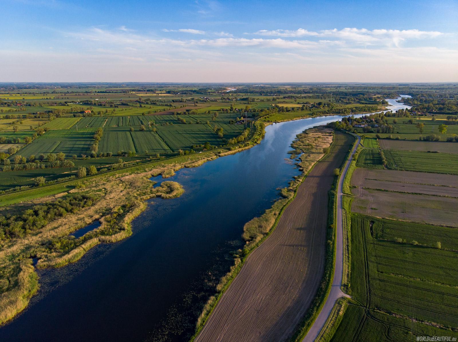 Nogat River