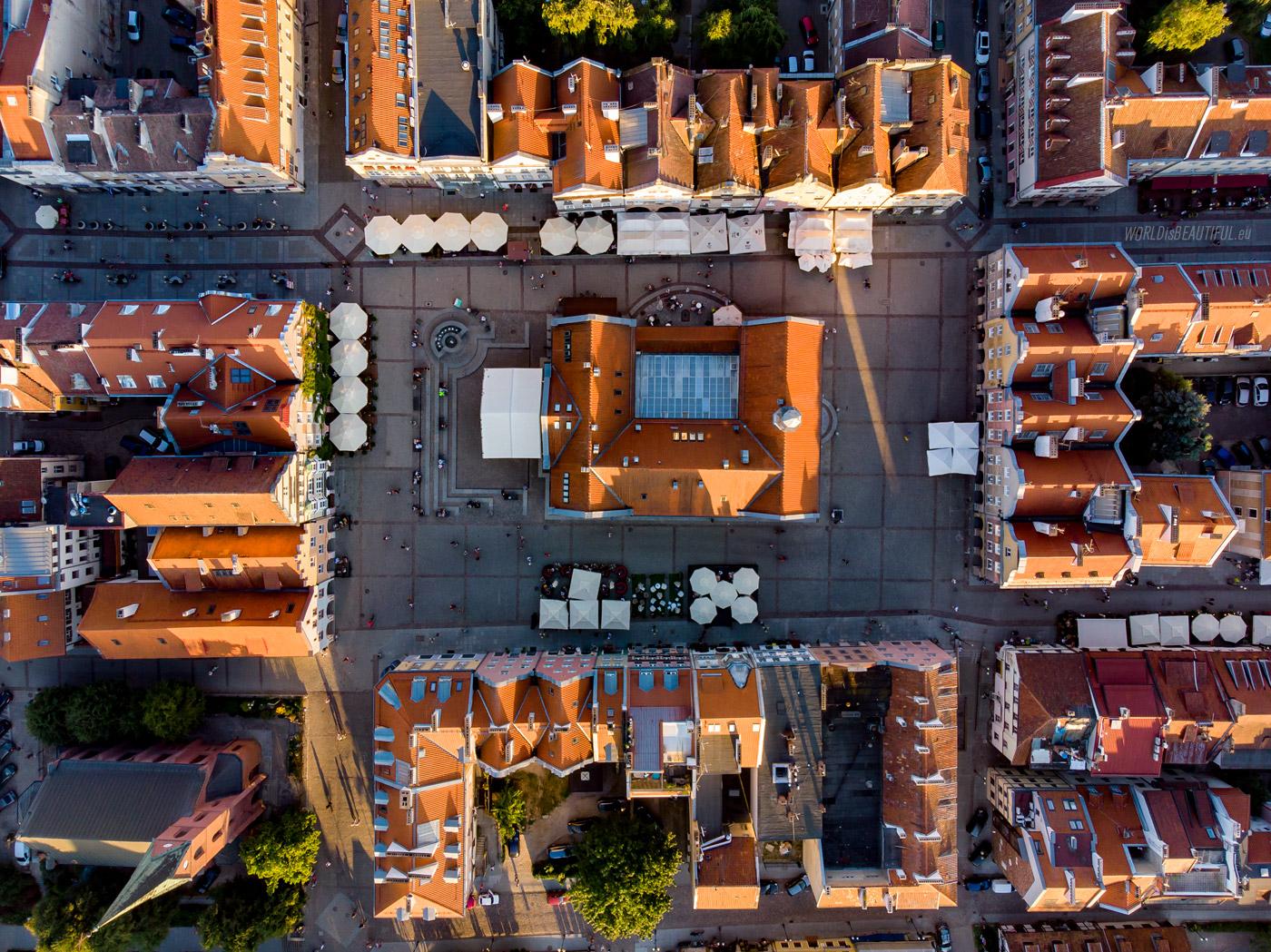 Olsztyn - Old Town