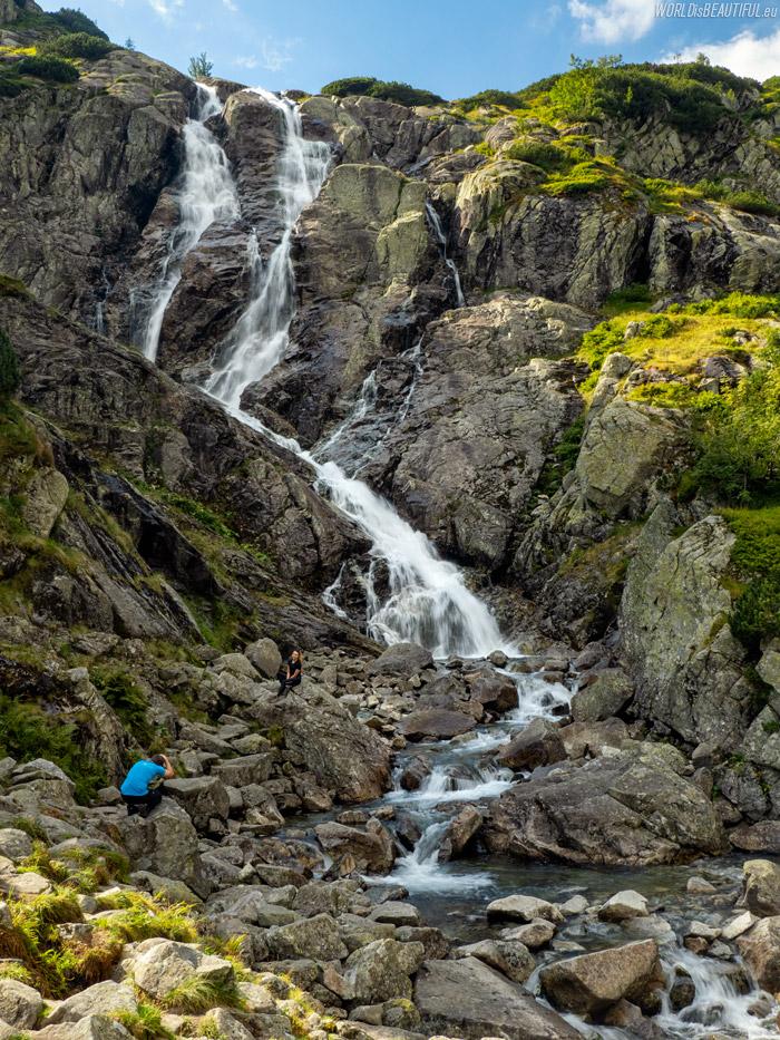 Wodospad Wielka Siklawa