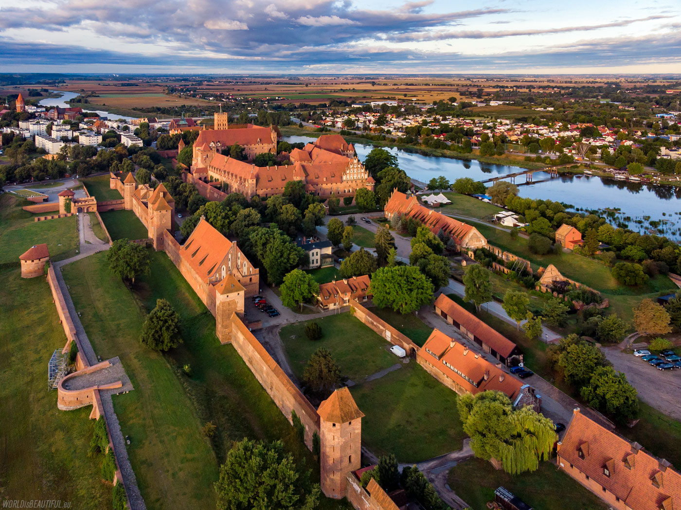 Accommodation at the castle in Malbork