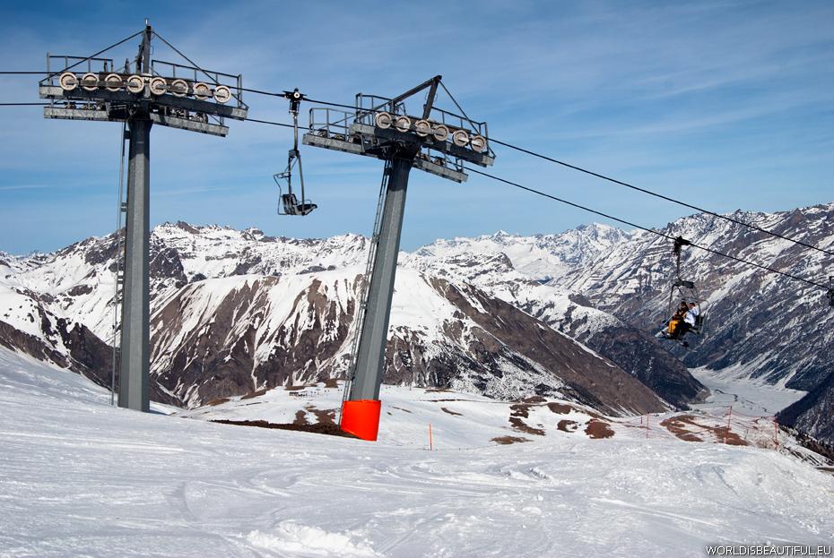 Warunki śniegowe w Livigno