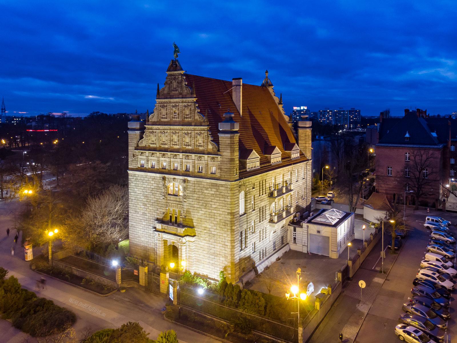 Collegium Maximum of the Nicolaus Copernicus University