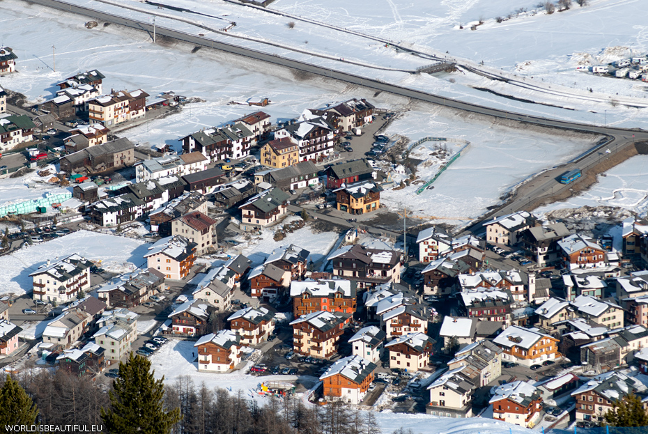 Apartments in Livigno